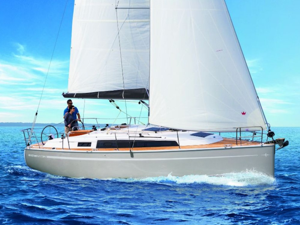 Rental Sailboat in Pirovac - Bavaria Bavaria Cruiser 34