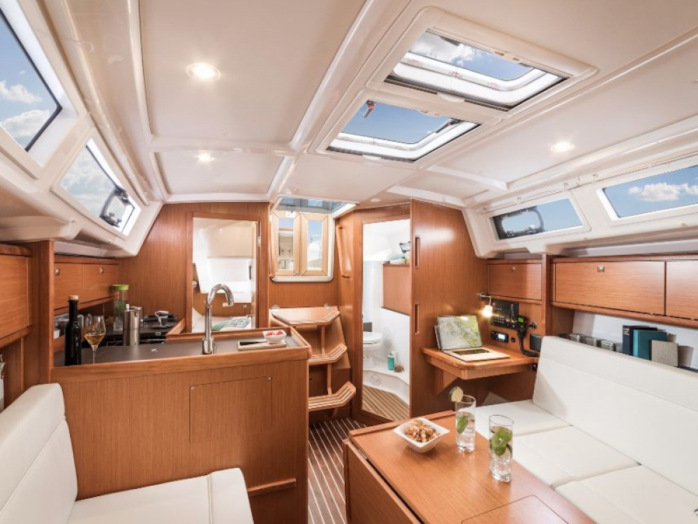 Boat rental Pirovac cheap Bavaria Cruiser 34