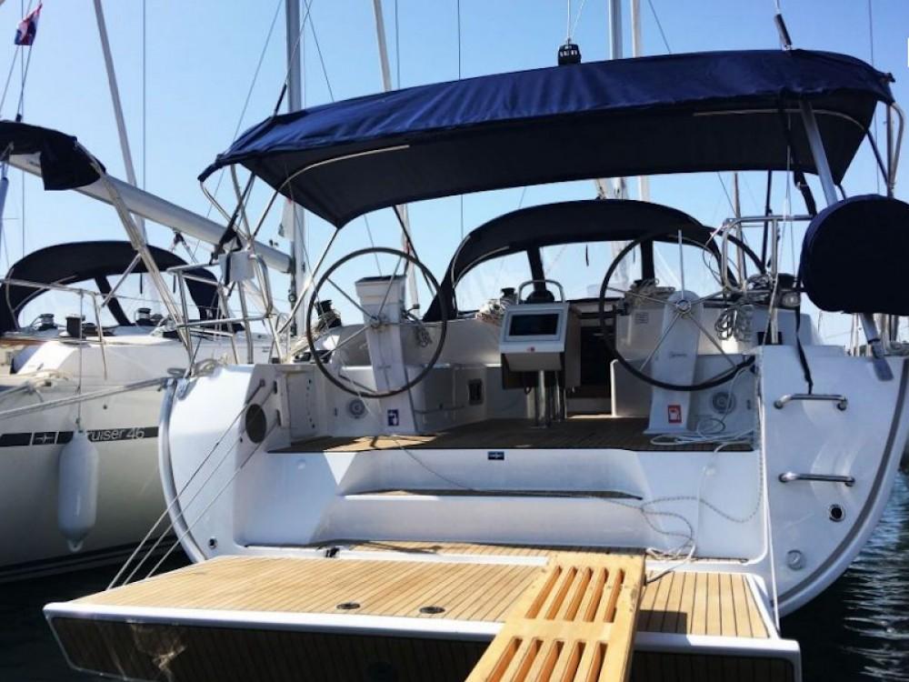 Boat rental Pirovac cheap Bavaria Cruiser 46