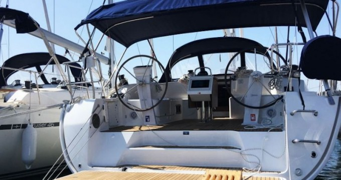 Sailboat for rent Drage at the best price
