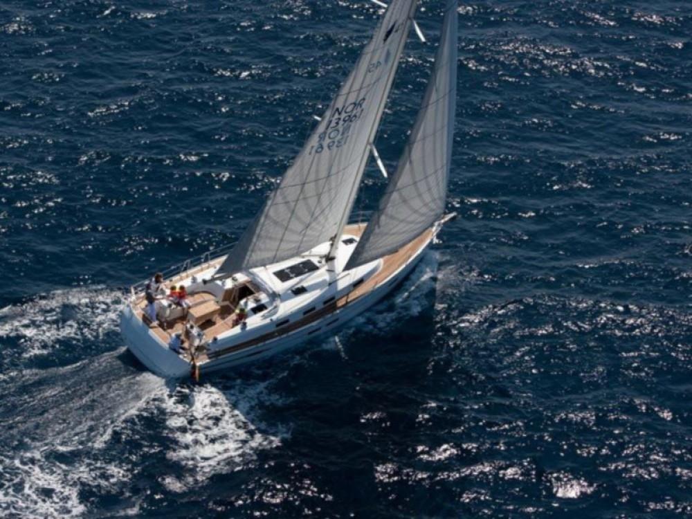Boat rental Sukošan cheap Bavaria Cruiser 45
