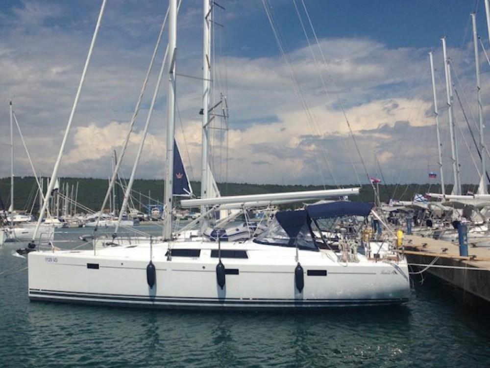 Rental Sailboat in Pirovac - Hanse Hanse 415