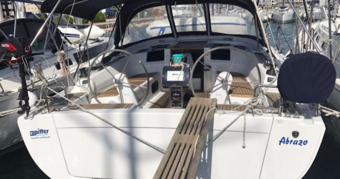 Hire Sailboat with or without skipper Hanse Sukošan