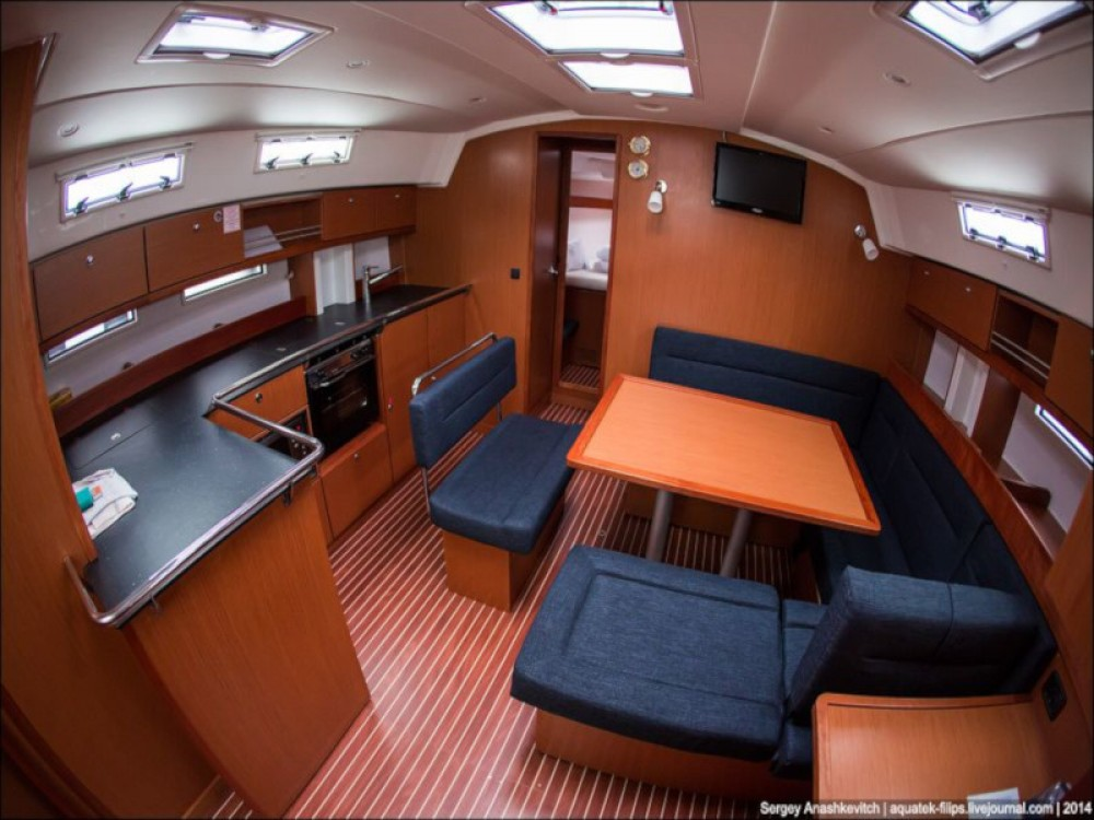 Bavaria Bavaria Cruiser 45 between personal and professional Sukošan