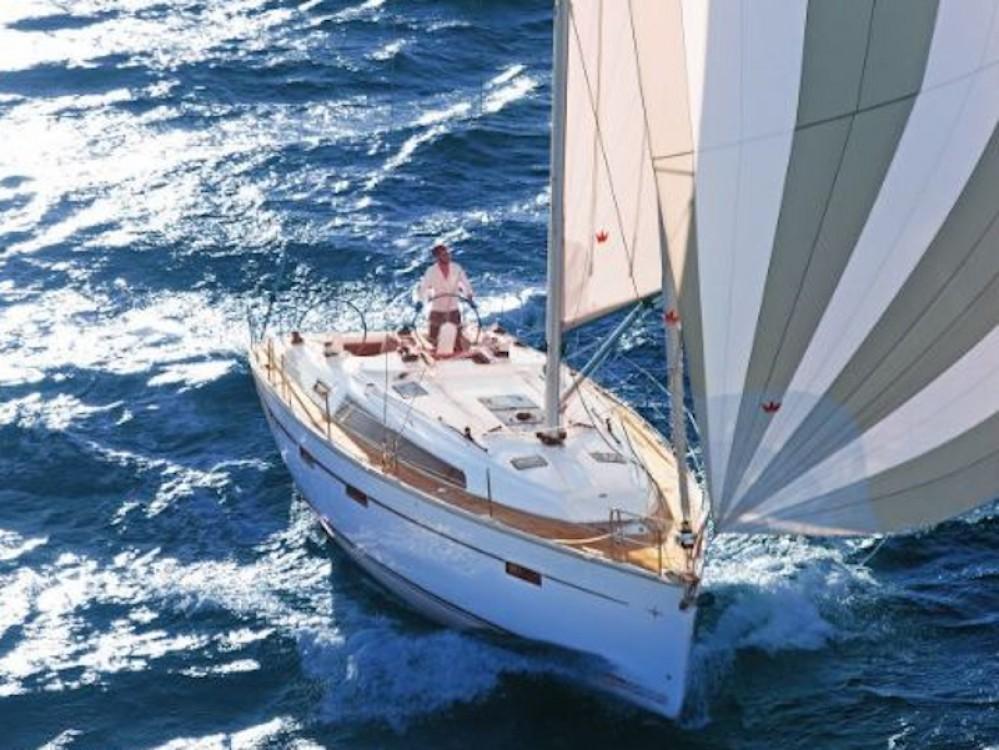 Rental yacht Pirovac - Bavaria Bavaria Cruiser 41 on SamBoat