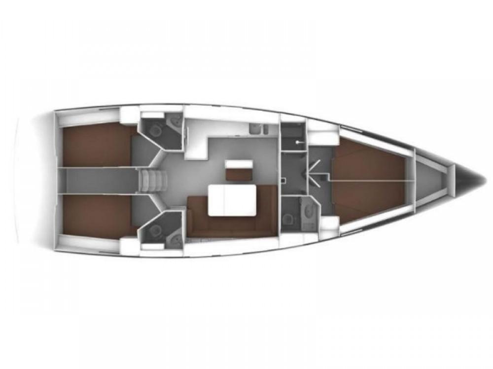 Rental yacht Pirovac - Bavaria Bavaria Cruiser 46 on SamBoat