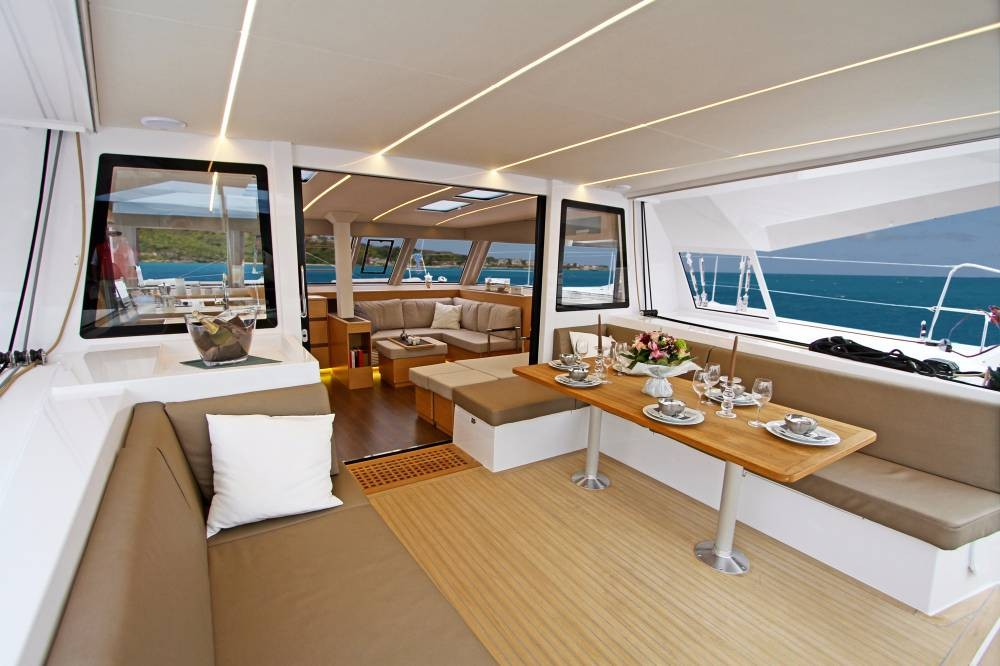 Rental yacht Croatia - Nautitech Rochefort Nautitech 46 Fly - 4 + 1 cab. on SamBoat