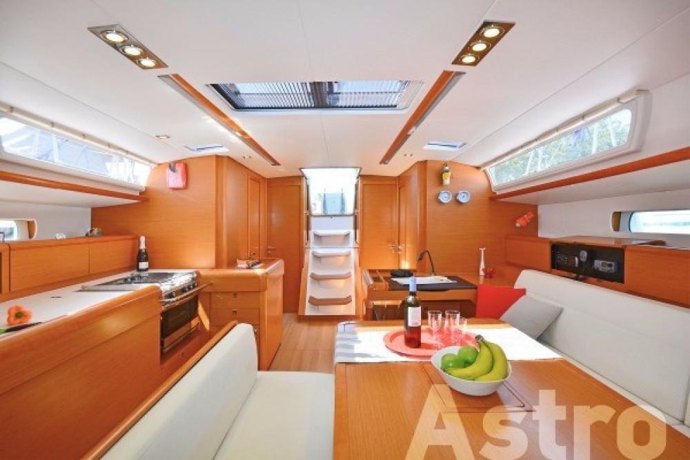 Rental Sailboat in Skiathos - Jeanneau Sun Odyssey 509
