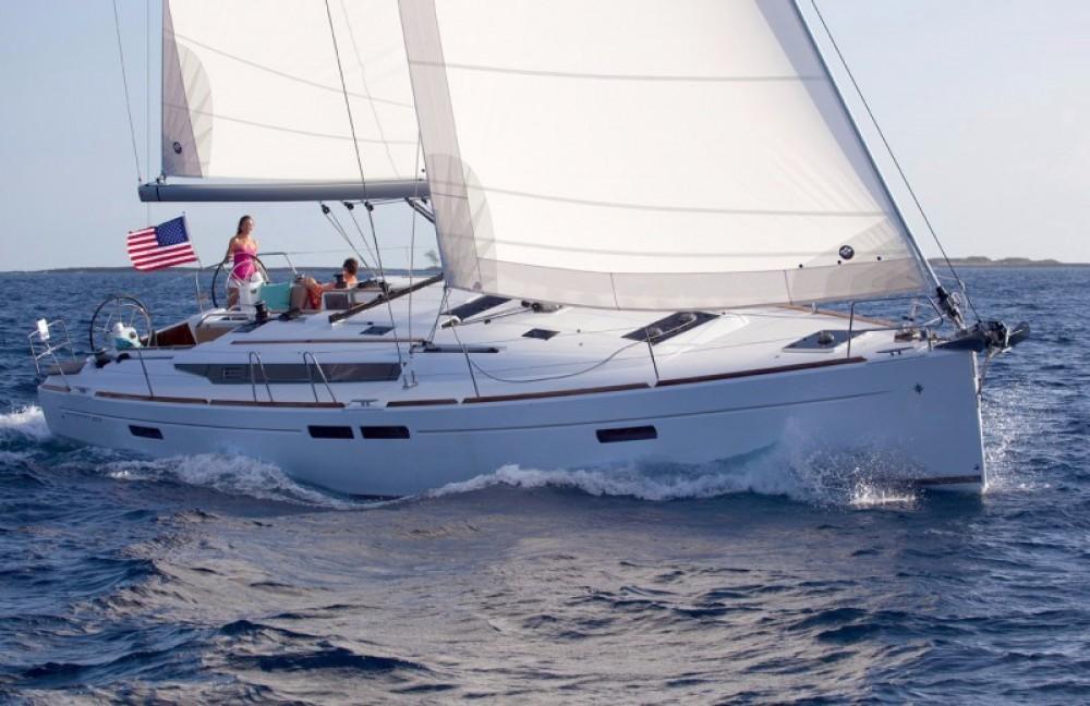 Rental Sailboat in Skiathos - Jeanneau Sun Odyssey 47