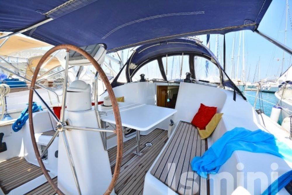 Boat rental Jeanneau Sun Odyssey 36i in Préveza on Samboat