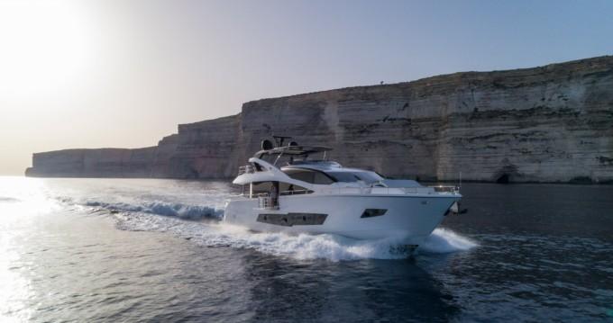 Boat rental St. Julian's cheap Yacht 86