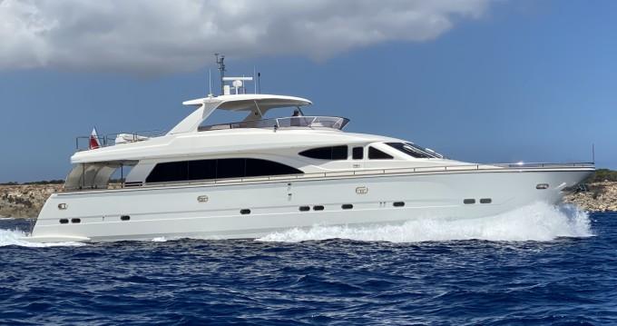Rental yacht St. Julian's - Elegance 82 on SamBoat