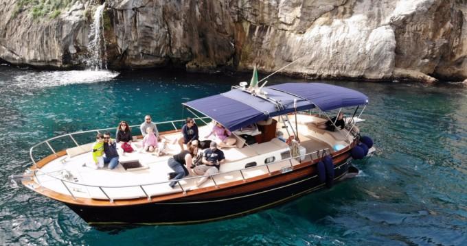 Rent a Fratelli Aprea Sorrento 36 Open Cruise Sorrento