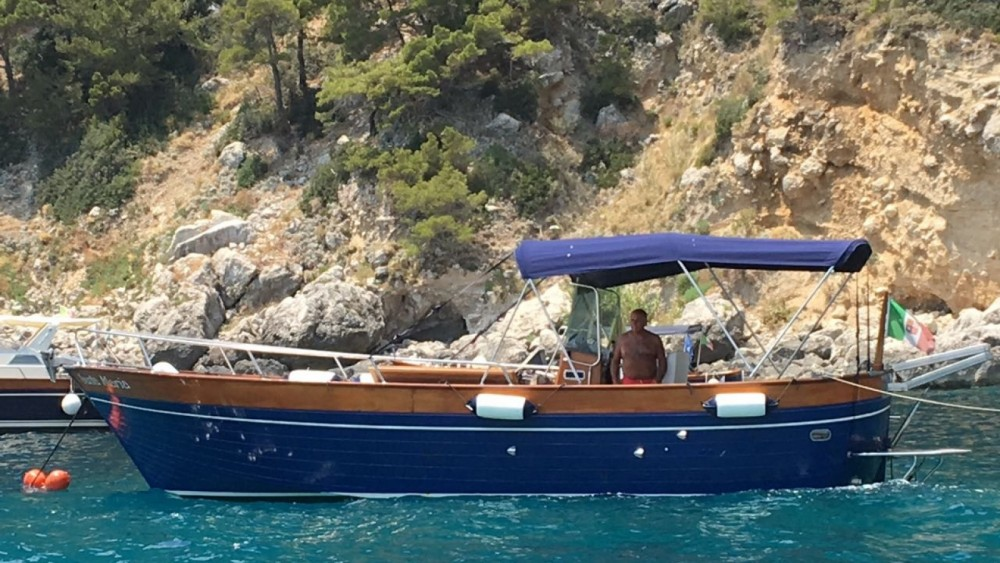 Boat rental Apreamare 9' Open in  on Samboat