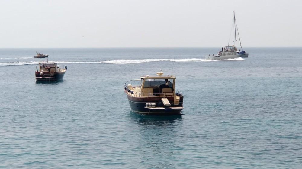 Boat rental Sorrentino Gozzo Futura 38' Cabin in Naples on Samboat