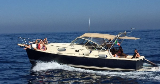 Mainship 34 Pilot between personal and professional Sorrento