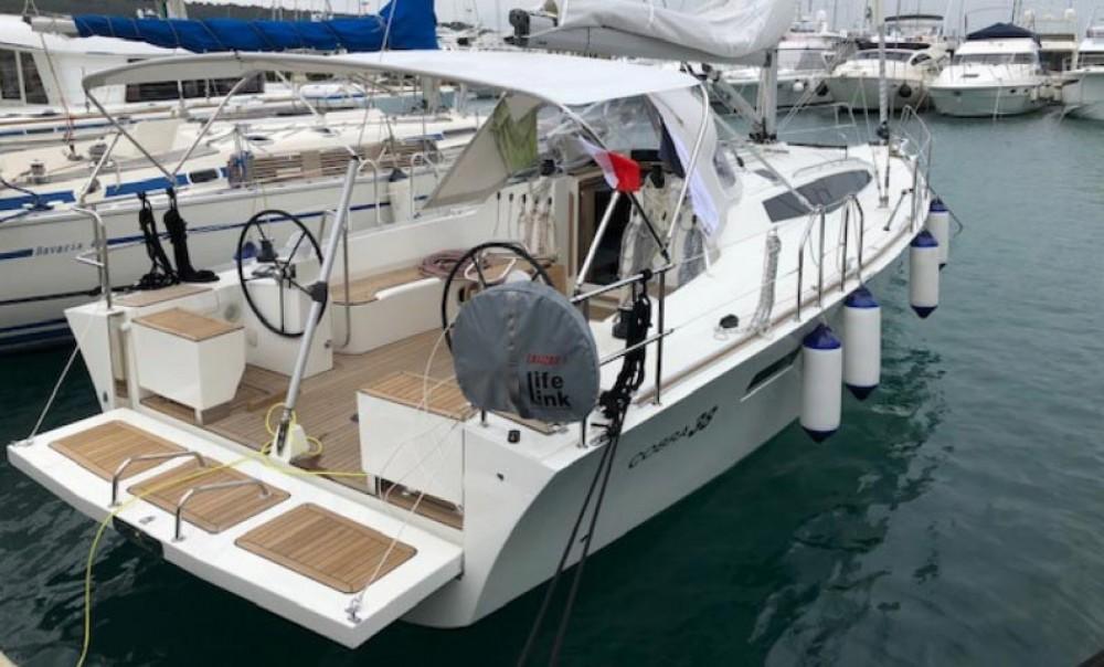 Cobra Yachts Cobra 38 between personal and professional Croatia
