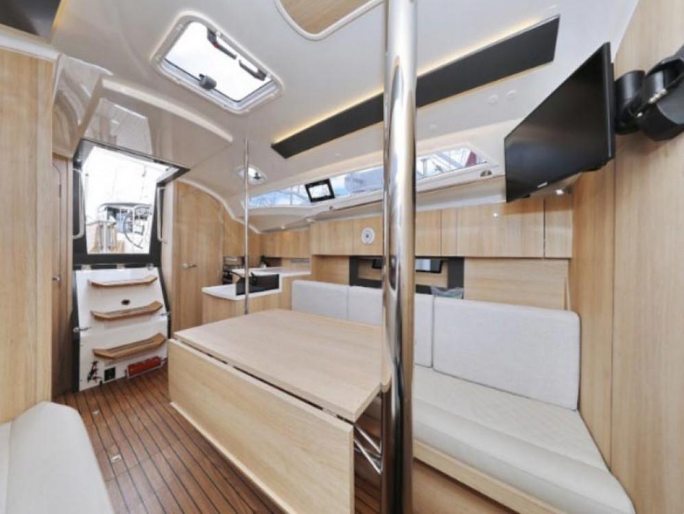 Rental Sailboat in Croatia - Cobra Yachts Cobra 38
