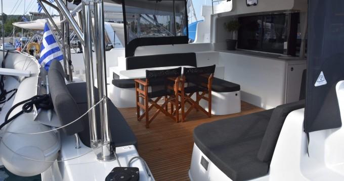 Rental Catamaran in Skiathos - Lagoon Lagoon 46