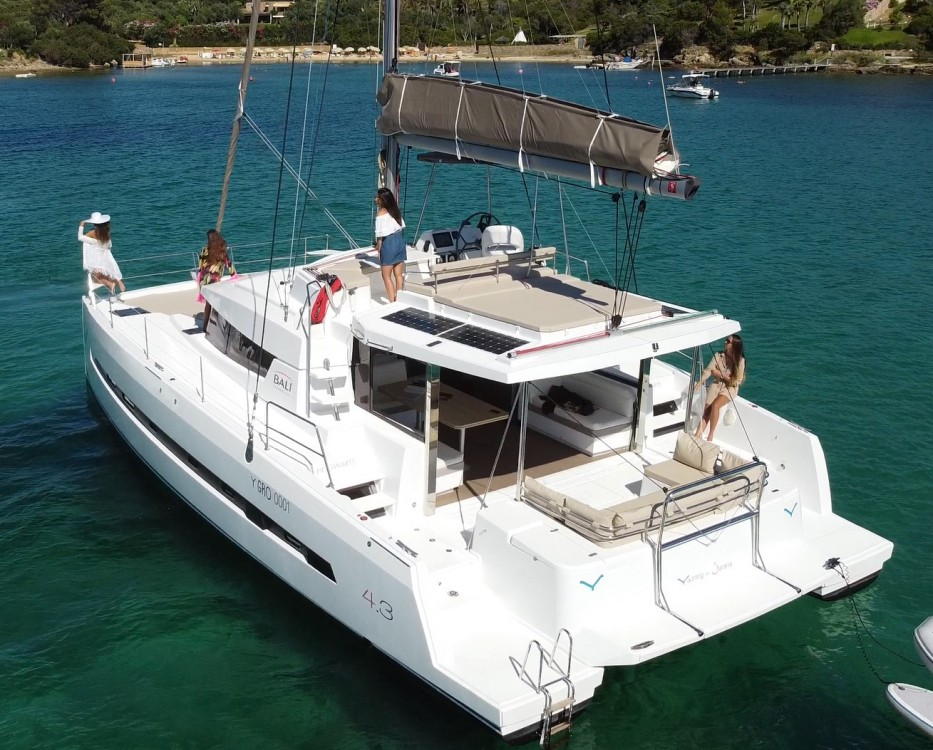 Rental yacht  - Bali Bali 4.3 on SamBoat