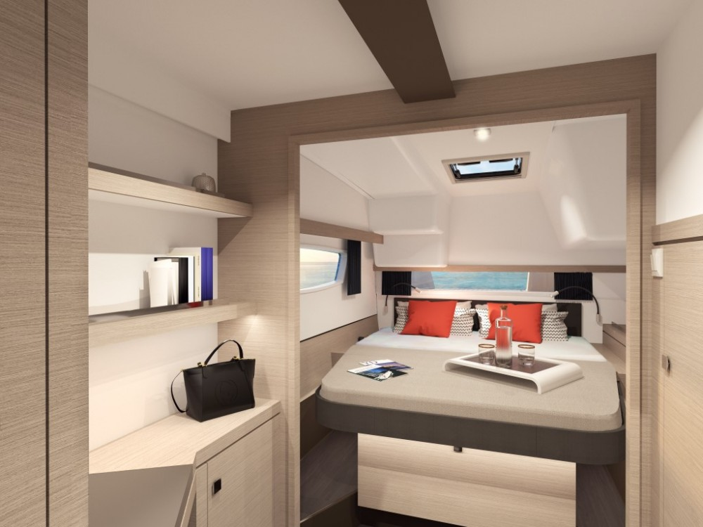 Rental yacht  - Fountaine Pajot Isla 40 on SamBoat