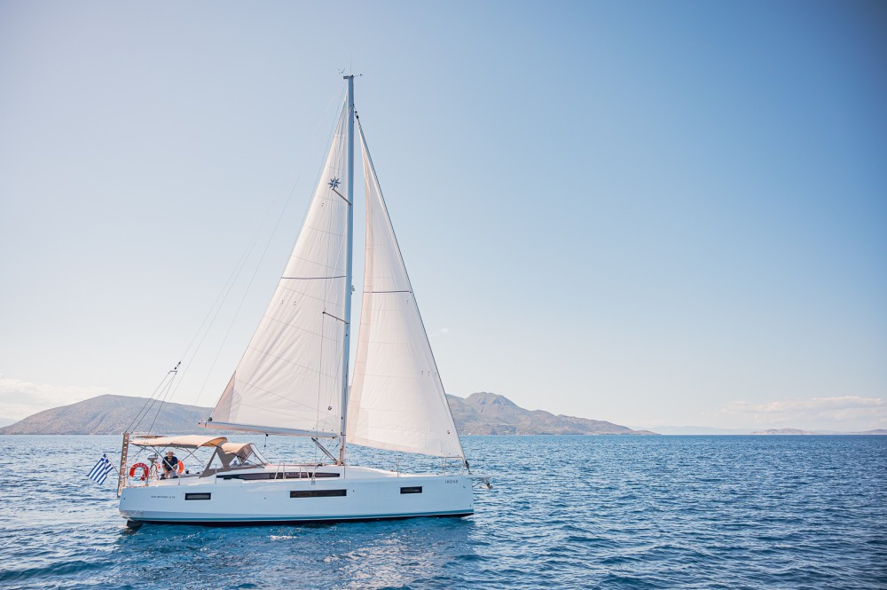 Rental Sailboat in Lefkada - Jeanneau Sun Odyssey 410