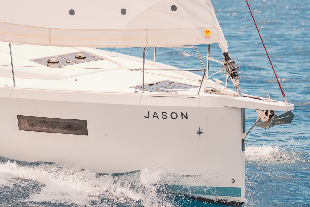 Jeanneau Sun Odyssey 490 between personal and professional Álimos