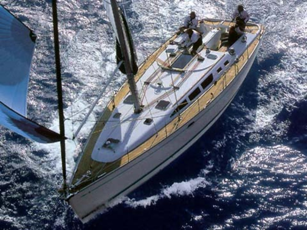 Boat rental Portimão cheap Sun Odyssey 43