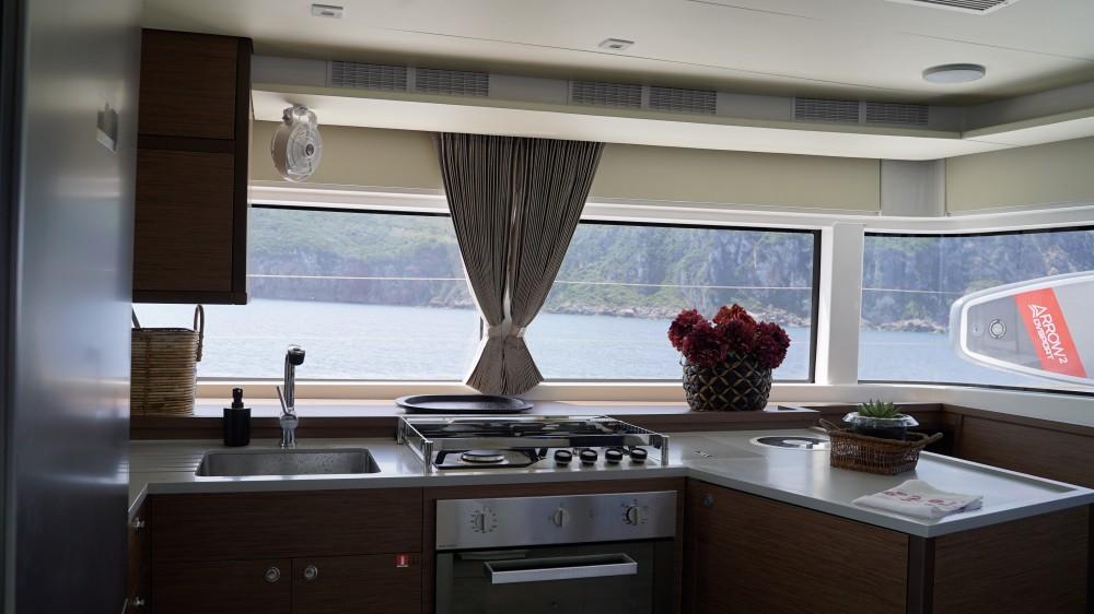 Boat rental Kontokali cheap Lagoon 52
