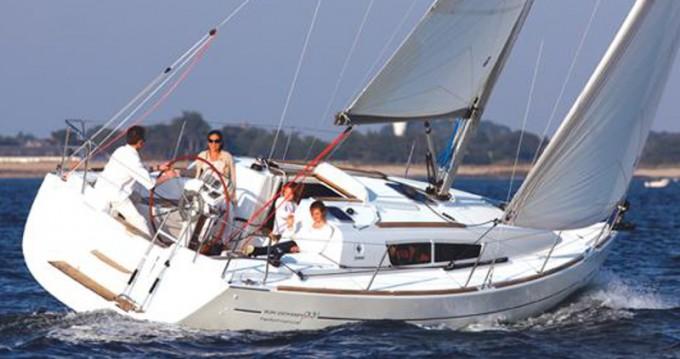 Rental yacht Gouvia - Jeanneau Sun Odyssey 36i on SamBoat