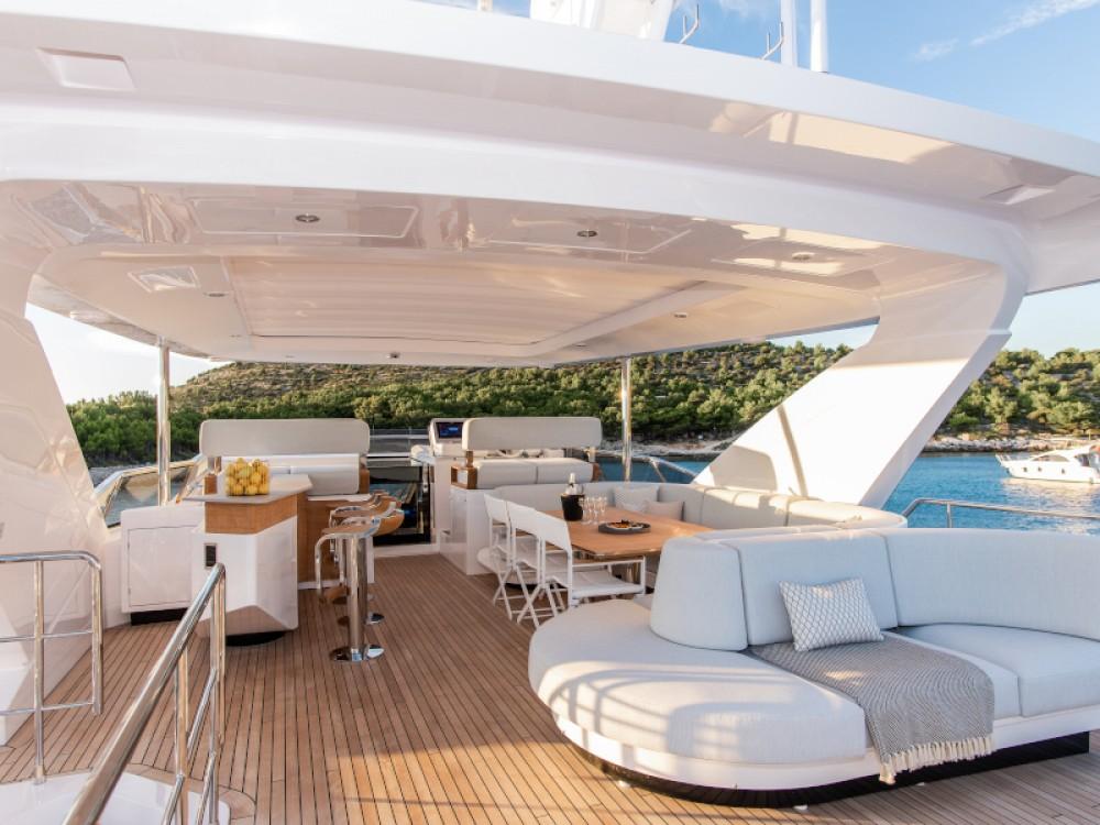 Rental Yacht in Šibenik - Azimut Azimut Grande 27