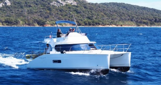Rent a Fountaine Pajot Highland 35 Toulon