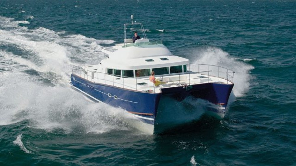 Hire Motorboat with or without skipper Lagoon Toulon