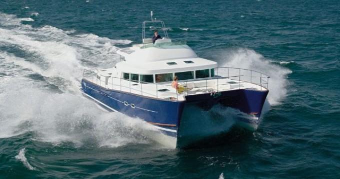 Boat rental Toulon cheap Lagoon 43 Power
