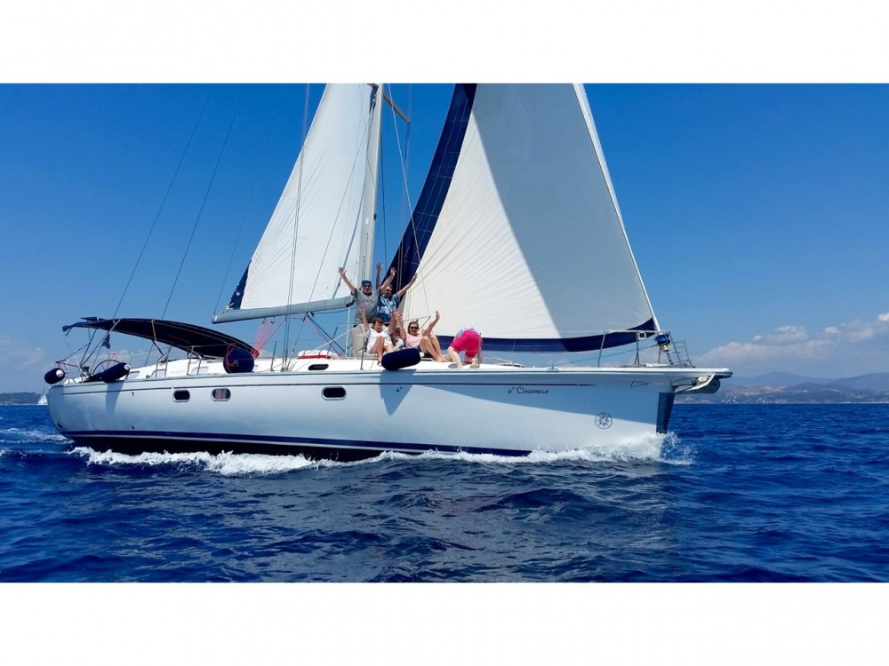 Boat rental Dufour Gib Sea 51 in Greece on Samboat