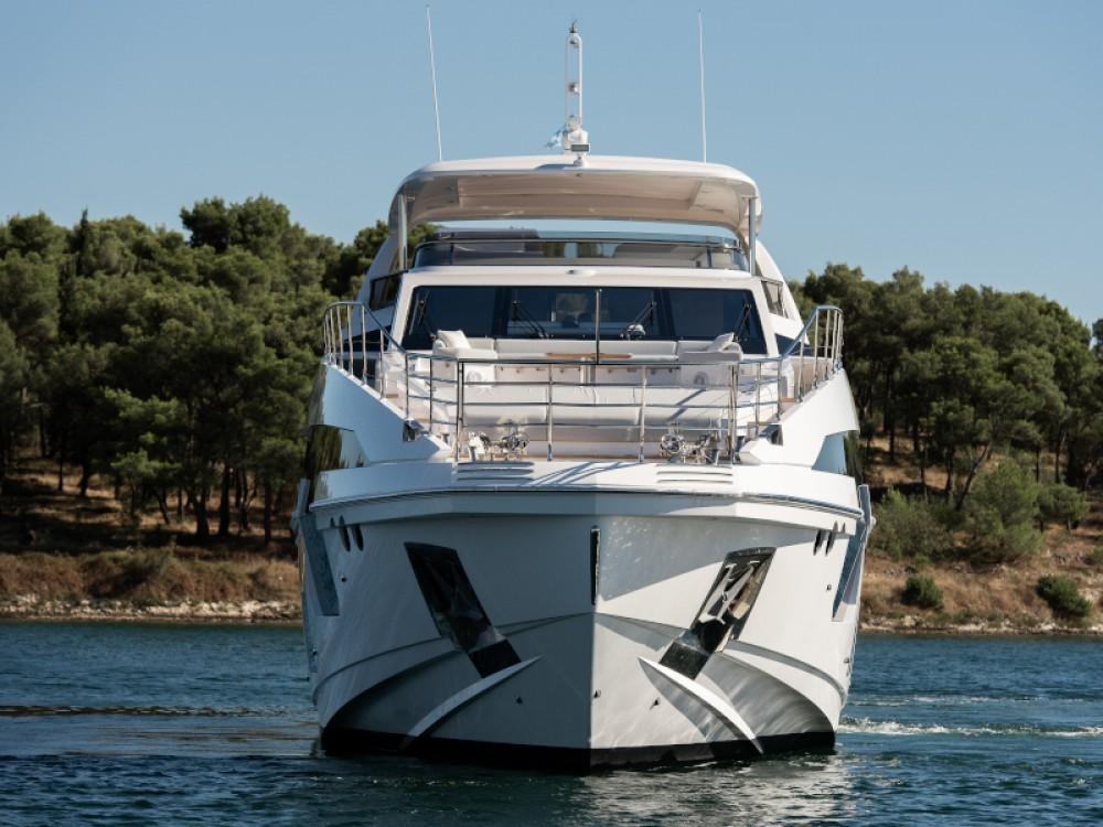 Rental yacht Šibenik - Azimut Azimut Grande 27 on SamBoat