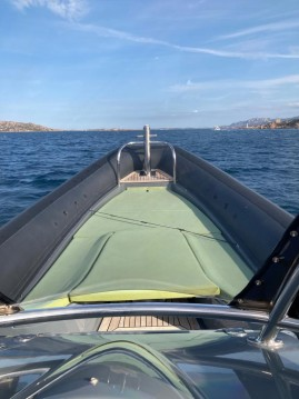 Hire RIB with or without skipper Sea Water Cannigione