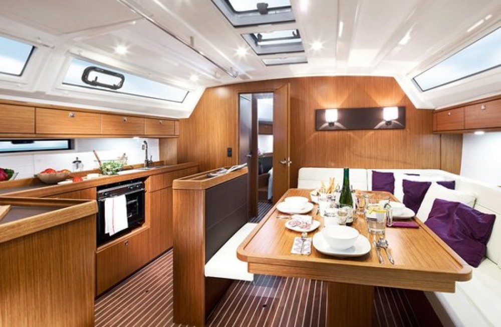 Boat rental Bavaria Bavaria Cruiser 46 - 4 cab. in Myconos on Samboat