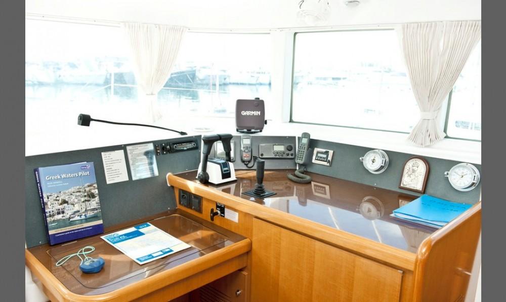 Rental yacht Peloponnese - Lagoon Lagoon 440 - 4 + 2 cab. on SamBoat