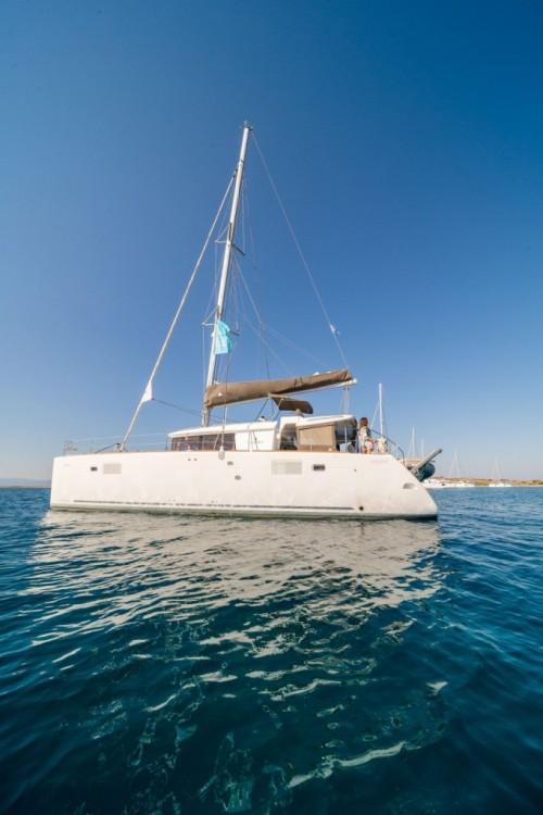 Catamaran for rent Mykonos at the best price