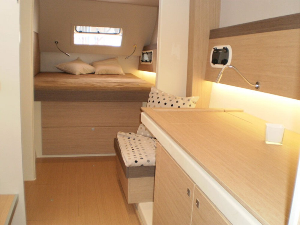 Hire Catamaran with or without skipper Bali Catamarans New Providence