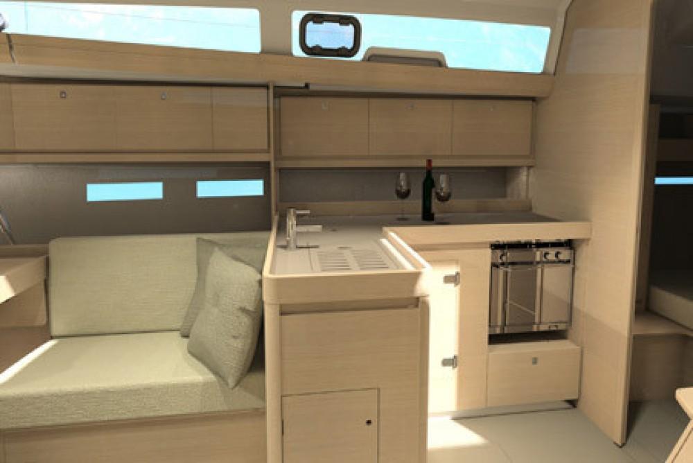 Boat rental Trogir cheap Dufour 412