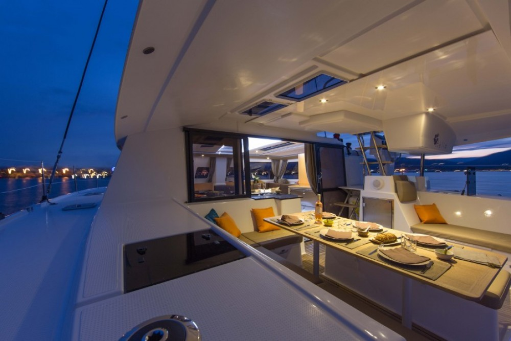 Rental yacht Kotor - Fountaine Pajot Helia 44 on SamBoat