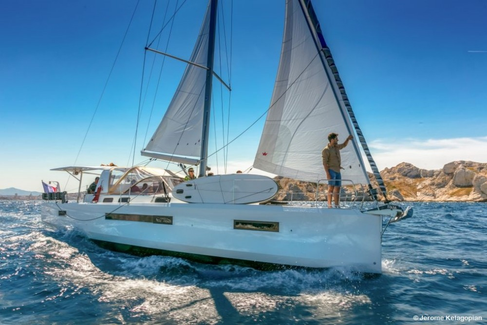 Rental Sailboat in Kotor - Jeanneau Sun Loft 47