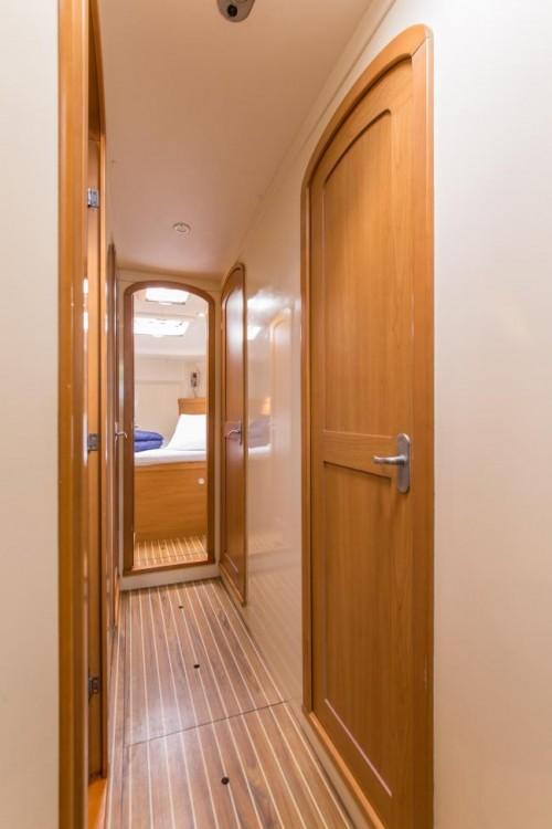 Boat rental Poncin Yachts Harmony 52 in Kotor on Samboat