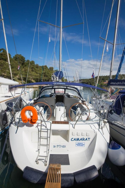 Poncin Yachts Harmony 52 between personal and professional Kotor