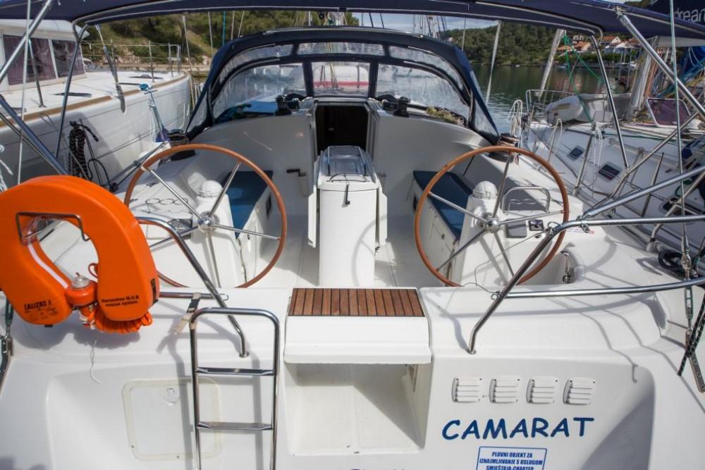 Rental Sailboat in Kotor - Poncin Yachts Harmony 52