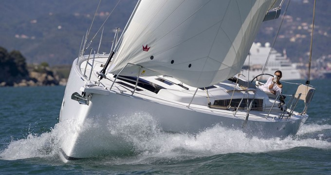 Boat rental Athens cheap Dufour 430 Grand Large