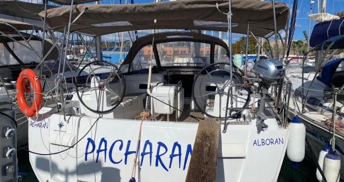 Rent a Jeanneau Sun Odyssey 519 Palma de Mallorca