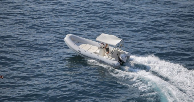 RIB for rent Positano at the best price